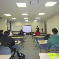 創業スクールを開講しました(第1回 経営戦略講座)